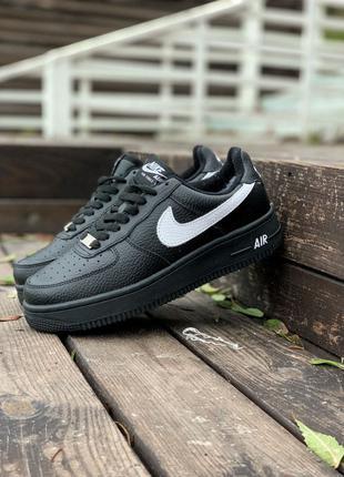 Кроссовки Nike Air Force 1 Low Black