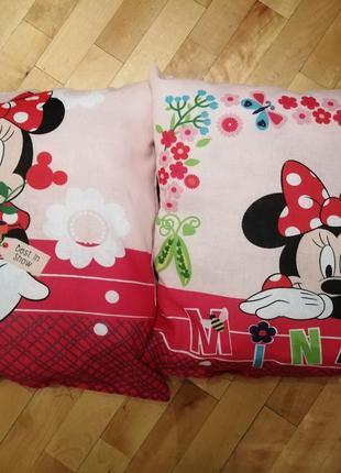 Детская подушка Микки Маус