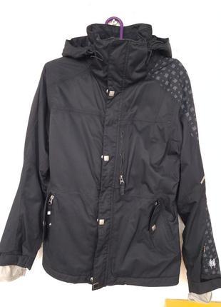 Куртка лыжная сноуборд nitro diamond мембрана 8000
