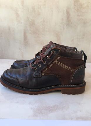 Timberland(ecco rieker)42 размер ботинки хайтопы оригинал