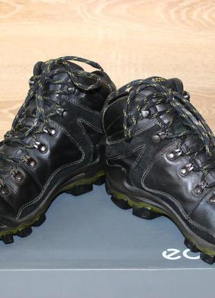 Ботинки ecco terra dhaka goretex. оригинал. размер 43