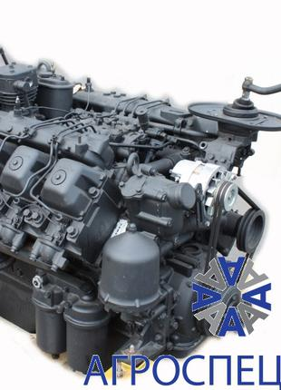 Двигатель на КАМАЗ 740.10 210 л.с. Евро-0