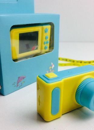 Цифровой детский фотоаппарат Summer Vacation Smart Kids Camera Фо