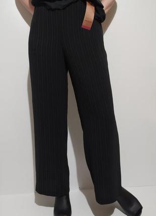 Новые брюки от marks & spencer высокая посадка