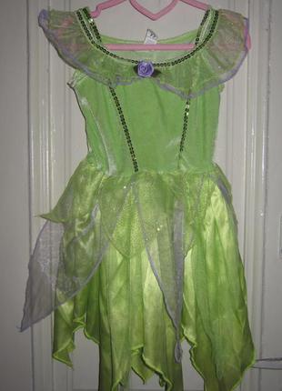 Платье карнавальное.5-7 лет