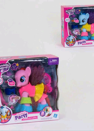 Набор Пони на роликах My little Pony с аксессуарами