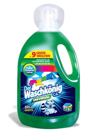Waschkonig гель для стирки