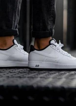 Air Force 1 Black/White