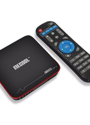 Android TV Box Mecool M8S Pro W S905W