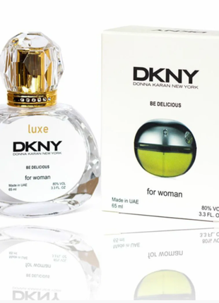 Donna Karan DKNY Be Delicious, 65ml Luxe Duty Free