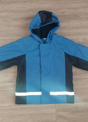Демисезонная куртка-дождевик, непромокаемая куртка