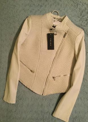 Курточка косуха amisu размер s/m