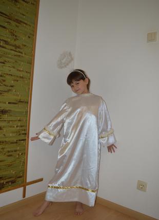 Новогодний костюм ангелок ангелочек ангел