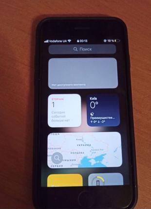 IPhone 7 neverlock 32 GB