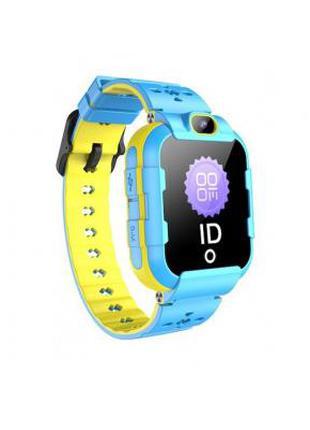 Смарт-часы GoGPS ME K22 Blue (K22BL) 353389