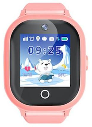 Смарт-часы GoGPS ME K26 Pink Child 388775