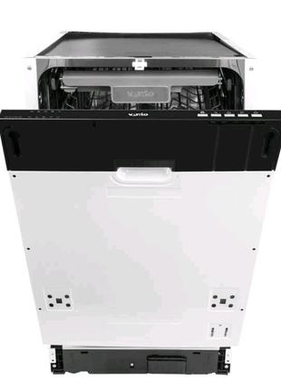 Встроенная посудомоечная машина Ventolux DW 4510 6D LED Кухня