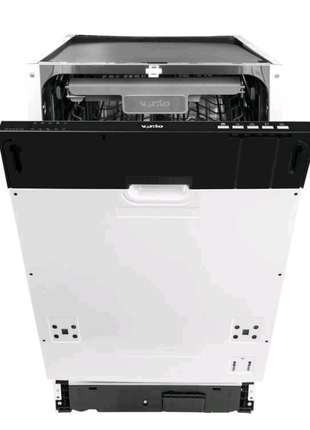 Вмонтована посудомийна машина на 45 см VENTOLUX DW 4510 6D LED AO