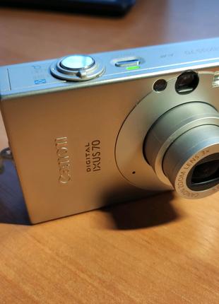 Фотоапарат Canon DIGITAL IXUS 70