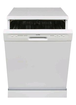 Кухонна посудомийна машина стаціонарна VENTOLUX DW 6012 4M NA FS
