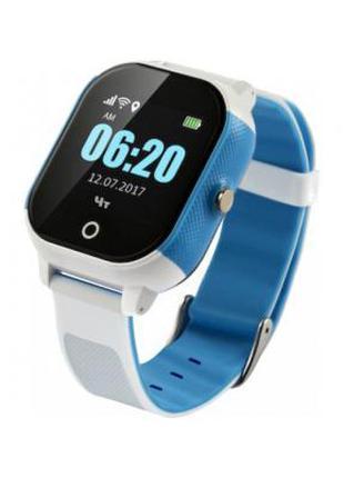 Смарт-часы GoGPS К23 blue/white Детские 326810