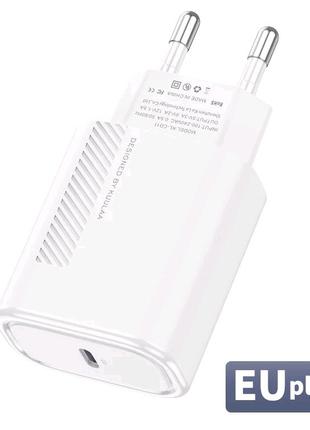 KUULAA  Зарядное устройство PD (18 Вт)