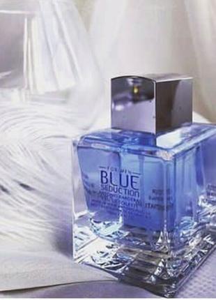 Мужская туалетная вода Antonio Banderas Blue Seduction for Men