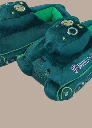 Тапочки-танки World of Tanks