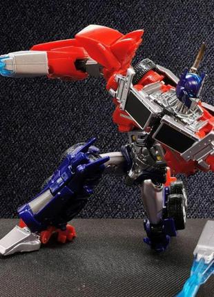 Робот-трансформер Оптимус Прайм, Трансформеры Прайм, 16 см