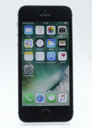 Apple iPhone 5s 16GB Space Gray Neverlock
