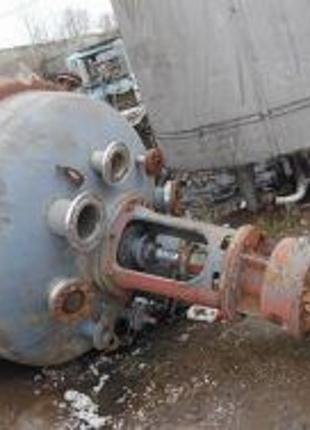 Купим нержавеющие реактора, сборники, смесители, емкости.