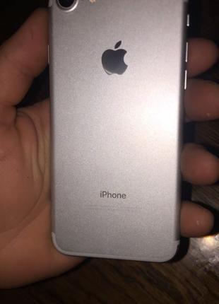 iPhone 7 (32 gb) Silver