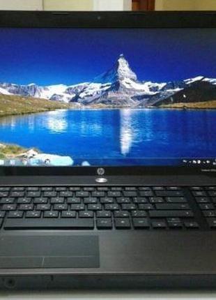 Игровой ноутбук HP ProBook 4520s.