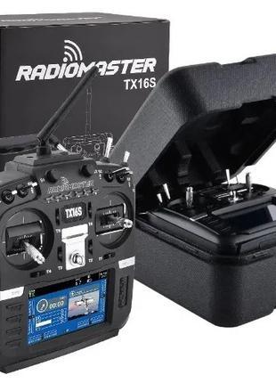 Пульт Radiomaster TX16S (цветной сенсорный дисплей,датчики холла)