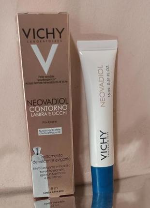 Neovadiol vichy - уход за кожей вокруг глаз и контуром губ до ...