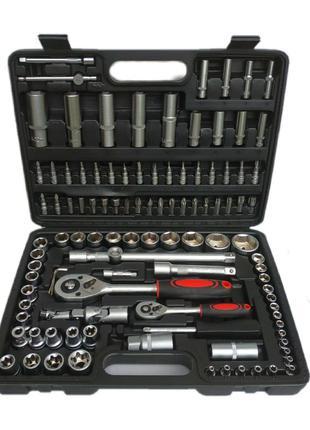 Набор инструментов ключей  головок LEX 108 предметов