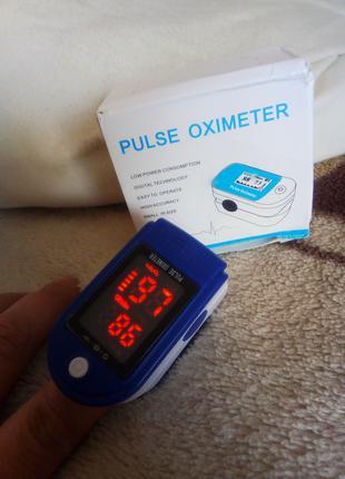 Пульсоксиметр прибор для измерения сатурации в крови