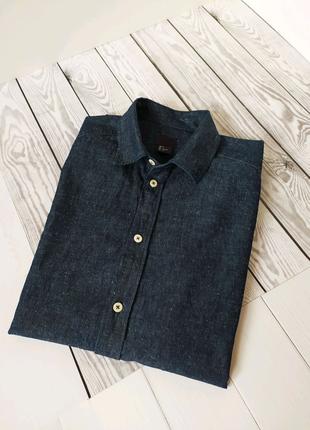 Рубашка H&M Сорочка Jack Jones Diesel Zara Hugo Boss