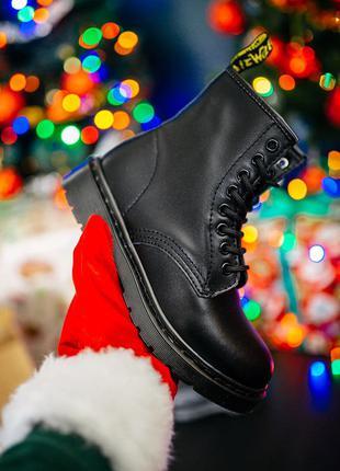 Ботинки Dr. Martens Classic Black (БЕЗ ХУТРА)