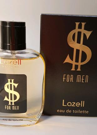 Мужская туалетная вода Lazell $ 100 мл