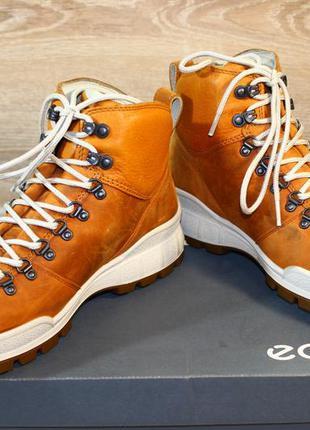 Ботинки ecco track 25 goretex. оригинал. размер 43