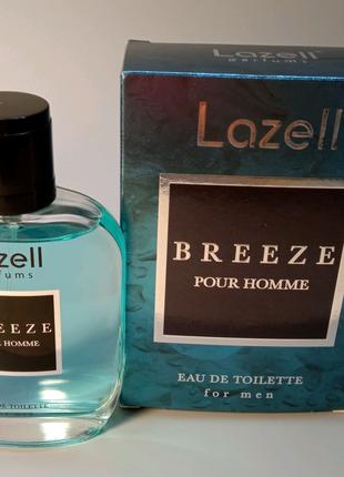 Мужская туалетная вода Lazell Breeze 100 мл