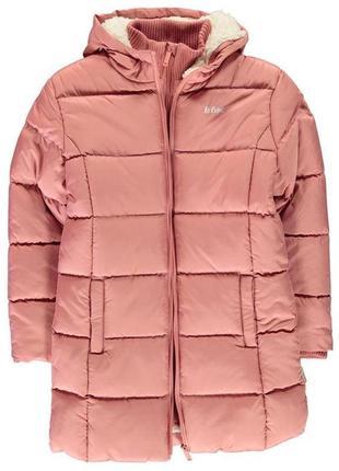 Куртка пальто lee cooper англия оригинал