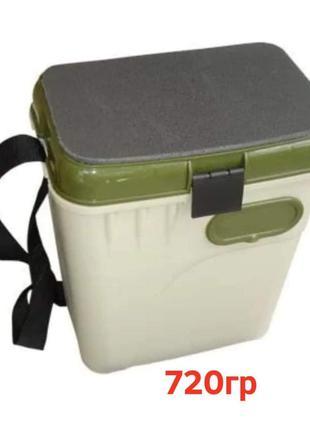 Ящик стул для зимней рыбалки