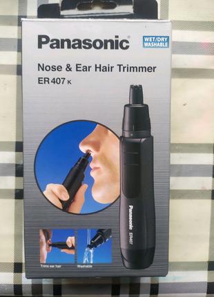 Nose & Ear Hair Trimmer ER 407