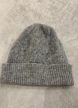 Шерстяная шапка, шерсть мерино, мериноса, мериносовая