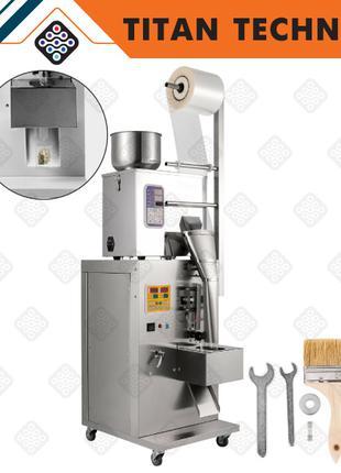 Дозатор фасовщик автомат для сыпучих продуктов 1-100 г