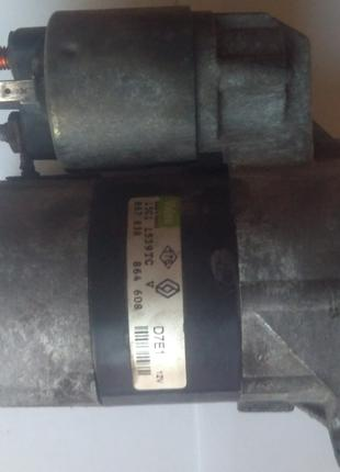 Стартер Рено Клио 1.2 бензин 2001 г.в.