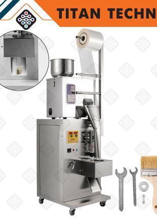 Дозатор фасовщик автомат для сыпучих продуктов 1-200 г