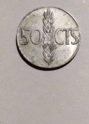 Продам монету Испании